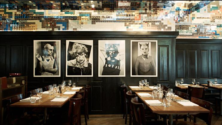 Artsy restaurants in zurich discover out loud