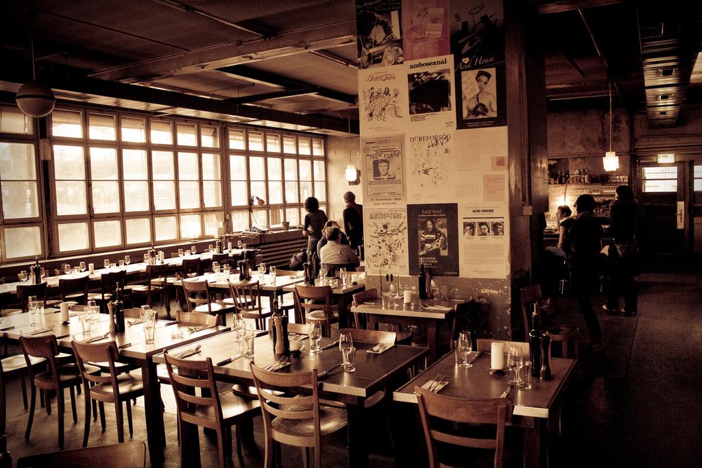 Rosso Restaurant Menu