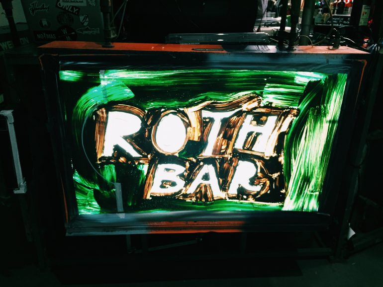 Roth Bar Studio