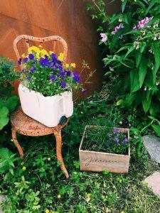 Frau Gerolds Garten