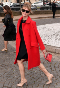 Renee Zellweger in Paris