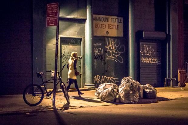 New York: Photography @John Fraissinet