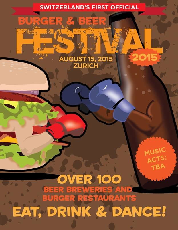 BEER AND BURGER FESTIVAL