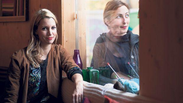 Katja Weber & Vania Bibel