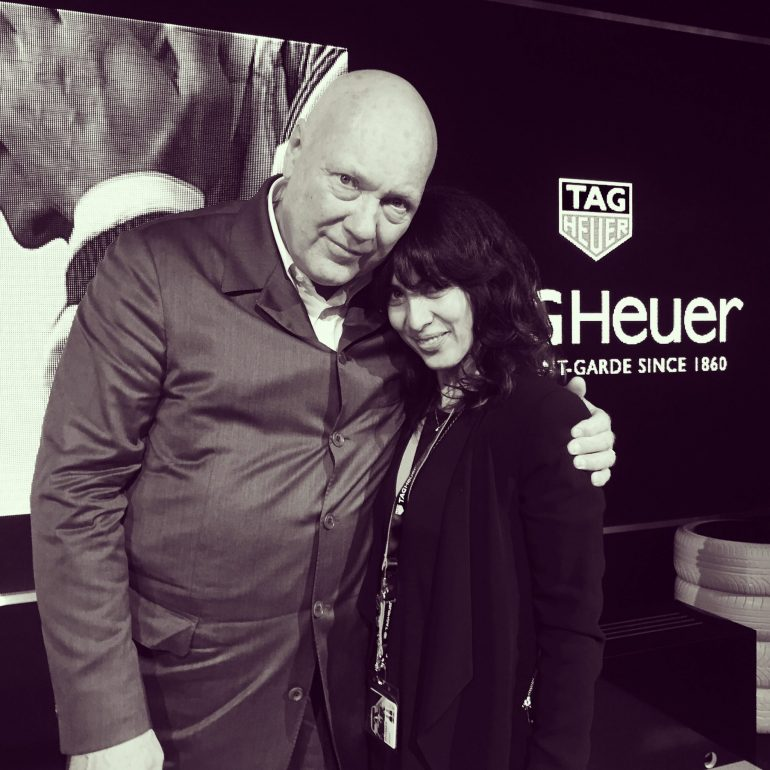 CEO of TAG Heuer, Jean Claude Biver on power of Love