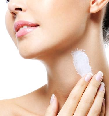 moisturize, neck, beauty
