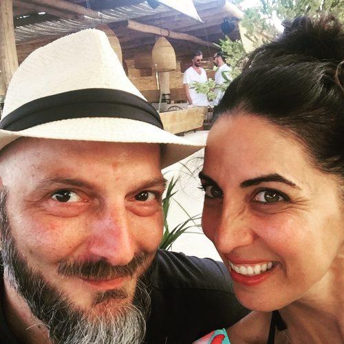 Chef Alexis Zopas and I