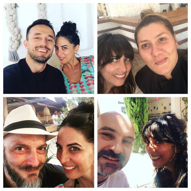 Top 4 chefs at best beach clubs in Mykonos