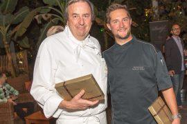 chefs Othman Schlegel and Andreas Holder