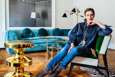 India Mahdavi, Queen of Interiors