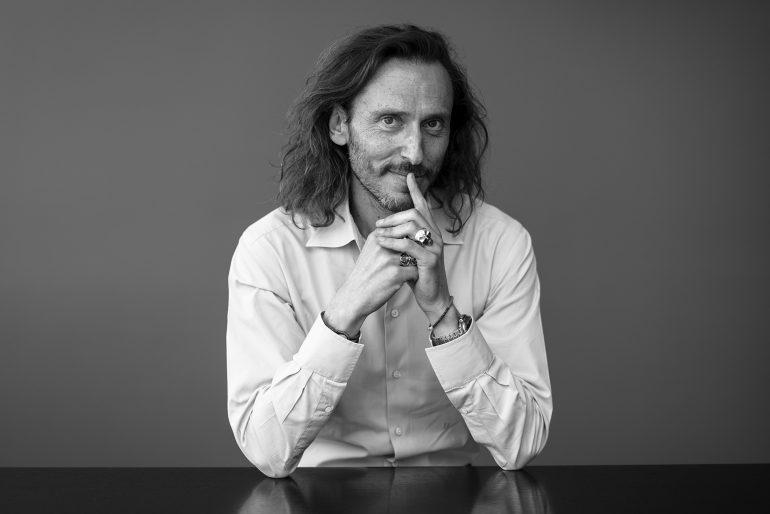 David Holder, owner of LaDurée