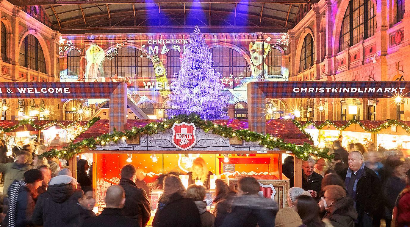 Calendar Zurich : Calendar of christmas markets in zurich