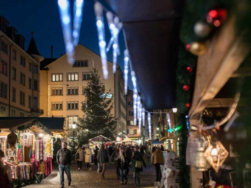 Hirschenplatz Market
