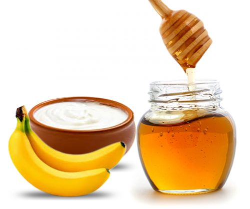 banana-face-pack-with-honey