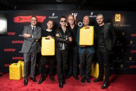 Ricardo Guadalupe, Depeche Mode, Jean-Claude Biver, Scott Harrison