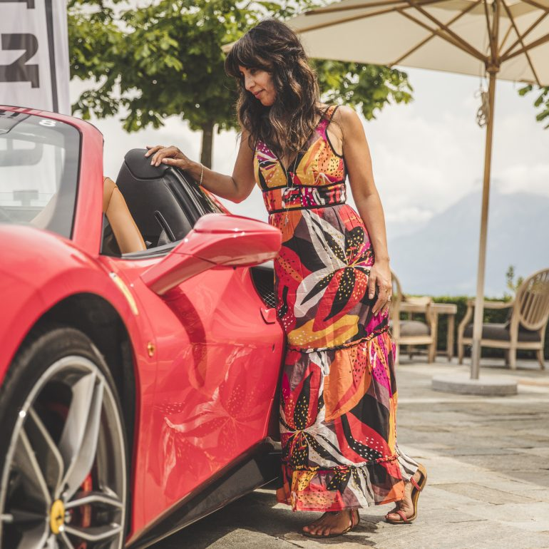 Ferrari Car Show: I Sat In The Ferrari 488 GTB And The Very Unexpected Happened