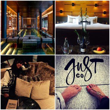 The Chedi Andermatt, luxury hotel