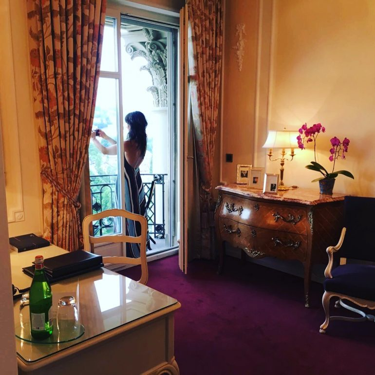 Palace Bellevue Bern | Grand Hotel | Food and Travel | Discover Out Loud