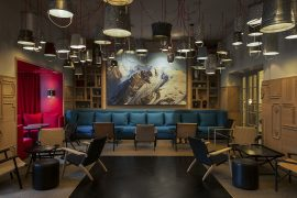 Hotel Walther new artsy interiors