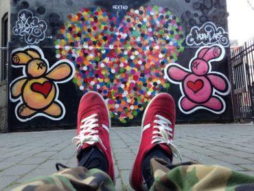 Adam Dare Street Artist