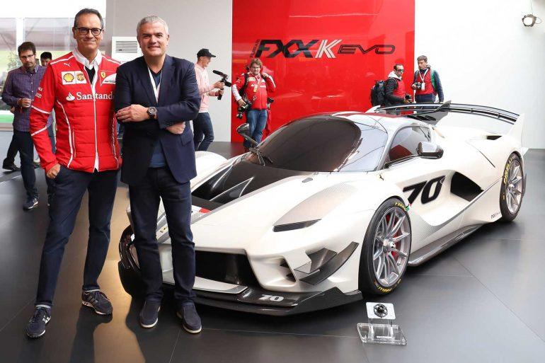 Ricardo Guadalupe and Flavio Manzoni: the forces behind Hublot and Ferrari